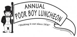 Annual Poor Boy Luncheon