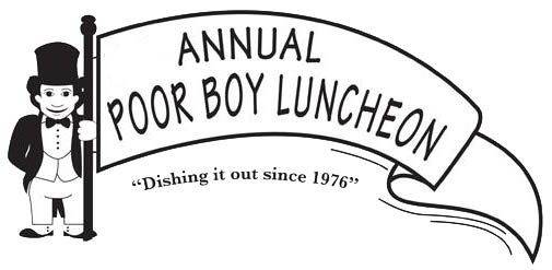 Annual Poor Boy Luncheon