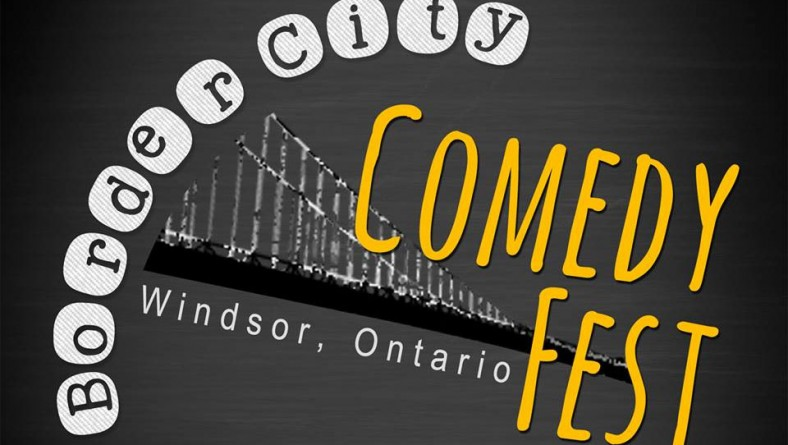 Inaugural Border City Comedy Festival Brings North America's Best Comedians to Windsor