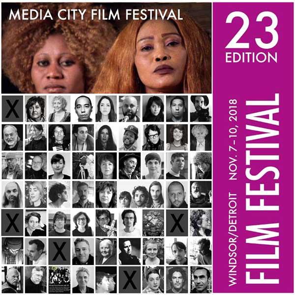 Media City Film Festival Poster