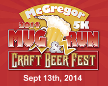 McGregor 5K Mug Run and Craft Beer Festival