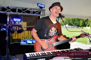 Dave Labute, Bigg Wiggle Keyboards, at Bigg Wiggle Fest 6
