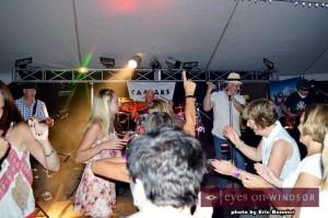 People Dancing to the music of Bigg Wiggle