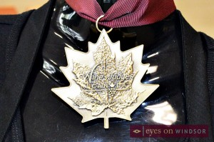 Wine Judges of Canada Gold Medal