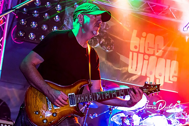Bigg Wiggle Rocks Tecumseh Corn Festival 2014