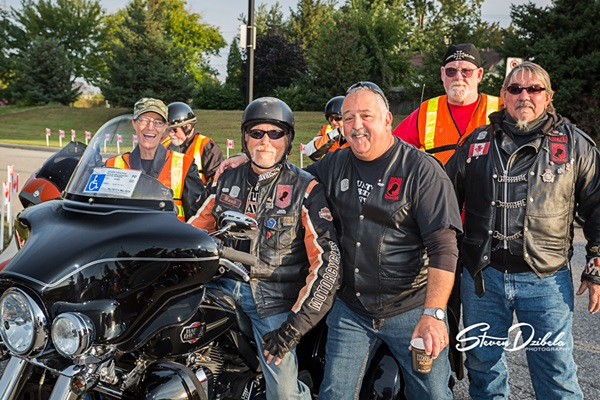 North Wall Riders Association at Trot With The Troops 2014