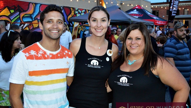 Final Day of Successful Inaugural Walkerville Night Market 2014 Season