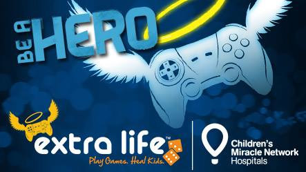 Windsor Gaming Resource 24 Hour Extra Life Gaming Fundraiser