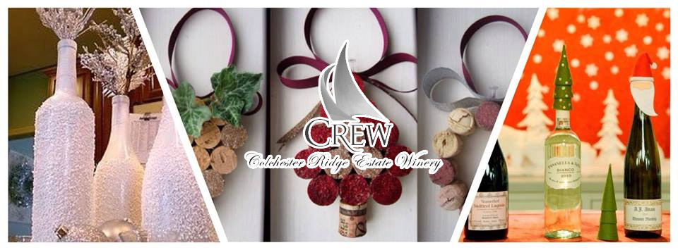 Crafternoons at CREW Winery