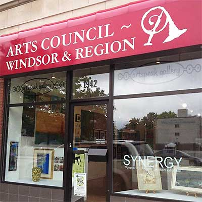Arts Council Windsor & Region | Artspeak Gallery