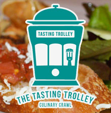 Tasting Trolley Culinary Crawl