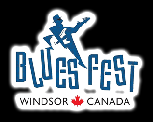 Bluesfest Windsor Logo