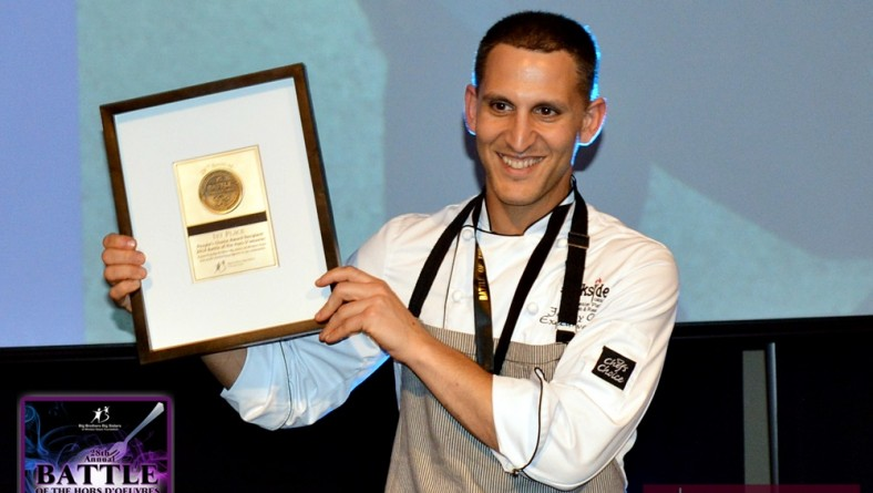 Last Call to Restaurants: Battle of the Hors D'oeuvres 2015 Windsor's Most Exciting Food Competition