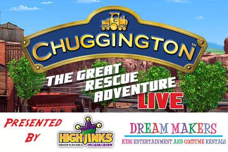 Chuggington Live at The WFCU Centre
