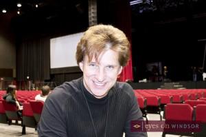 Magician Greg Gleason at Caesars Windsor