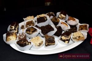 desserts from Sweet Revenge in Windsor