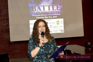 Hayley Morgan announces details of Big Brothers Big Sisters Battle of The Hors D'oeuvres 2015