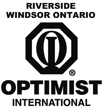 Riverside Optimist Club logo.