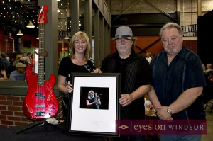 Canada South Blues Society raffle at Walkerville Brewery