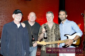 Derek Boyle Blues Band From Windsor, Ontario.