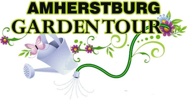 Amherstburg Garden Tour Logo