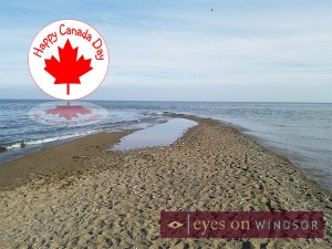 Happy Canada Day At Point Pelee