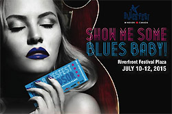 Bluesfest Windsor 2015