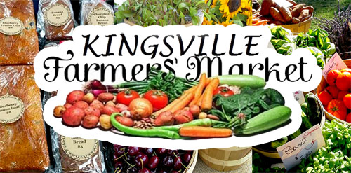 Kingsville Community Farmers Market