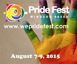 Windsor Essex Pride Festival 2015
