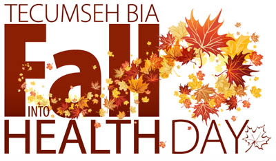 Tecumseh BIA Fall Into Health Day