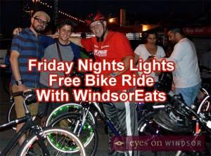 Friday Night Lights With WindsorEats