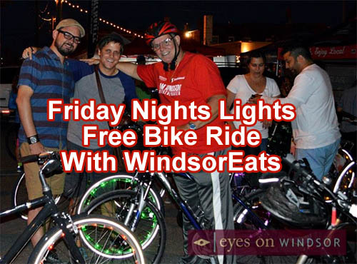 Friday Night Lights With WindsorEats
