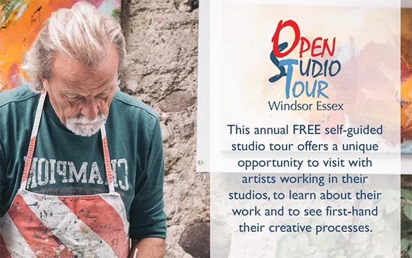 Windsor Essex Open Studio Tour