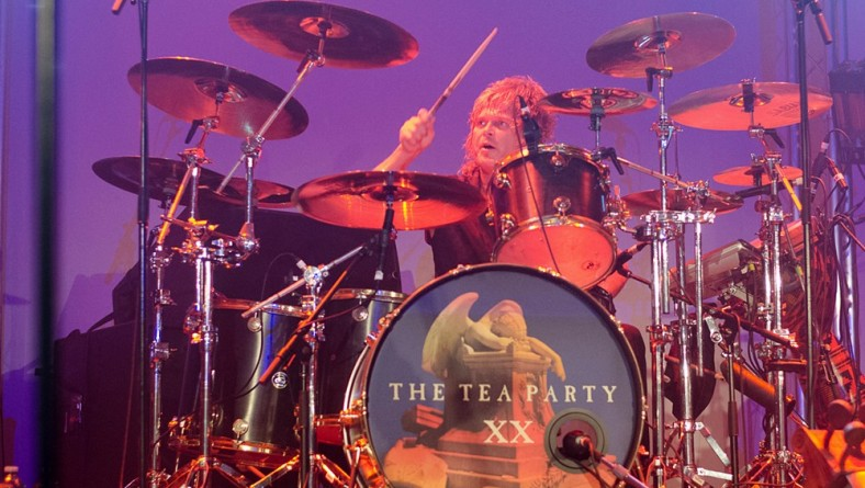 The Tea Party Rocked Hometown Crowd at Edges of Twilight 20th Anniversary Concert Tour Kickoff