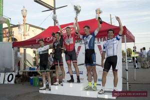 Men's winners Tour di via Italia 2015
