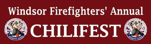 Windsor Figerfighters' Annual Chilifest