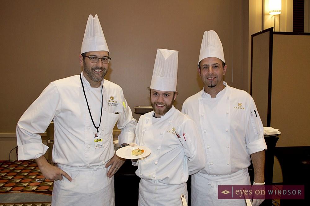 Caesars Windsor Chefs