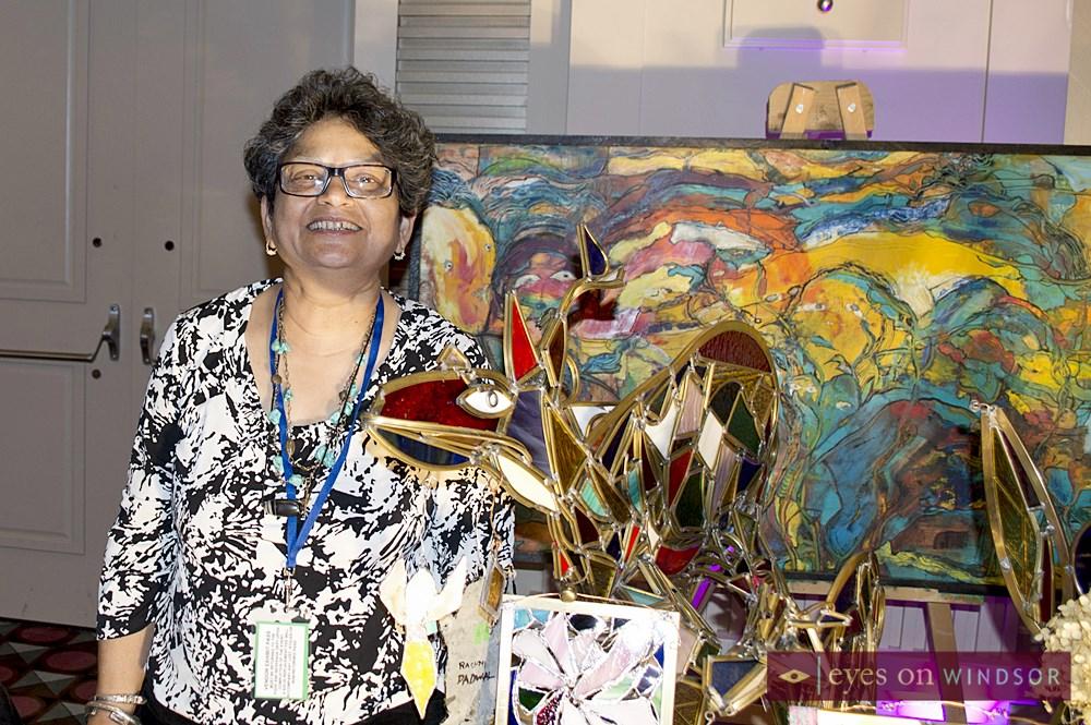 Windsor Artist Rashmi Dadwal