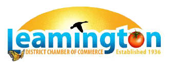 Leamington Chamber of Commerce Logo