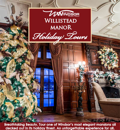 Willistead Manor Holiday Tours