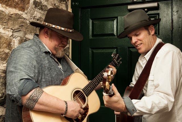 Dave Gunning & J.P. Cormier