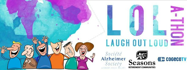 Laugh Out Loud-A-Thon