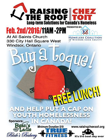 Raising The Roof On Homelessness Soup Luncheon 2016