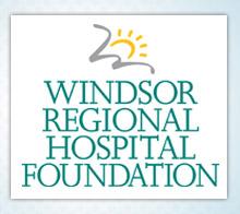 Windsor Regional Hospital Foundation Logo