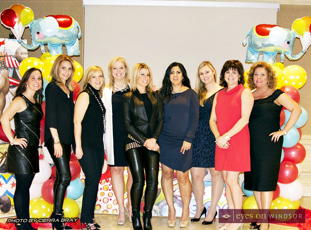 Under The Big Top Gala Committee