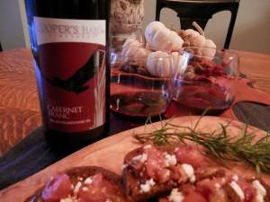 Cooper's Hawk Food & Wine Pairing by Essex County Wineries