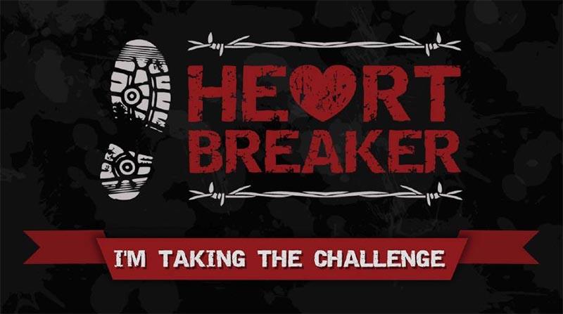 Heart Breaker Challenge logo