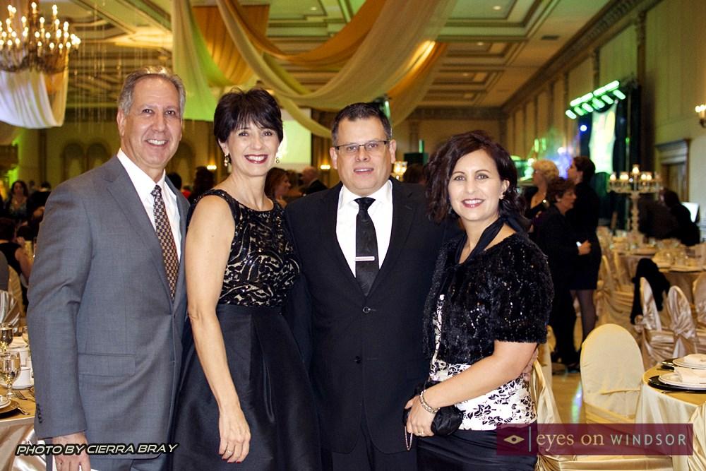 Guests at In Honour Gala.