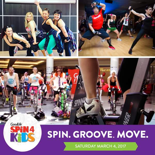 Spin4Kids Plus Spin Groove Move Windsor, Ontario