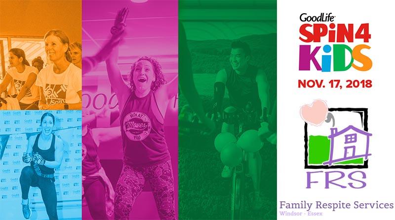 Spin4Kids Windsor Poster